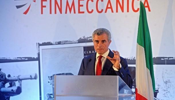 Finmeccanica, utile ordinario a 70 mln