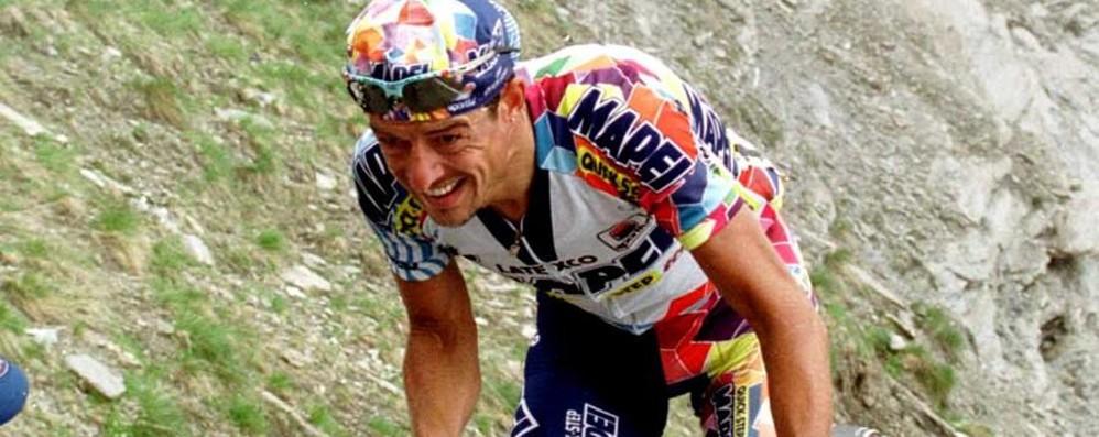 L'ex ciclista Lanfranchi ora va di corsa Ed è secondo alla maratona di Brescia