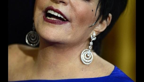 Liza Minnelli in rehab, ottimi progressi