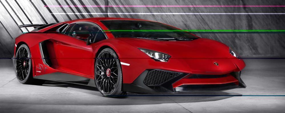 Milano Autoclassica nel weekend Lamborghini «Bonaldi» mozzafiato