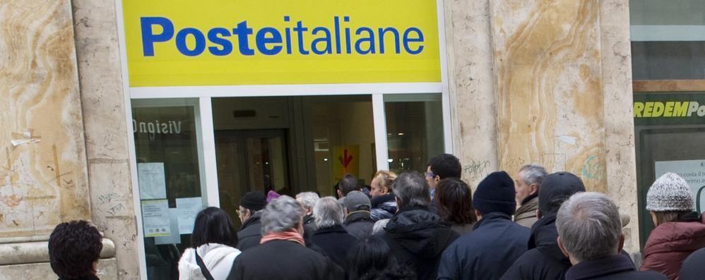 Sospeso il taglio degli uffici postali La Regione: saranno possibili eccezioni