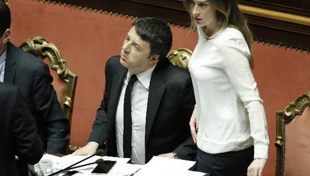 Boschi, trasparenza governo su Lupi