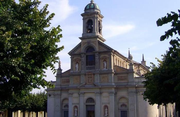 Il Santuario della Madonna dei Campi di Stezzano