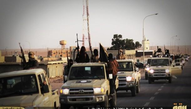 Isis: Colle,rischio Libia base contro Ue