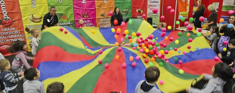 Lilliput al via, bambini protagonisti 4 giorni per imparare giocando - Video