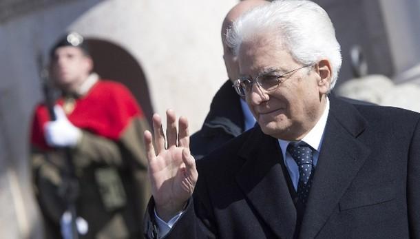 Mattarella,rischio Libia base terrore Ue