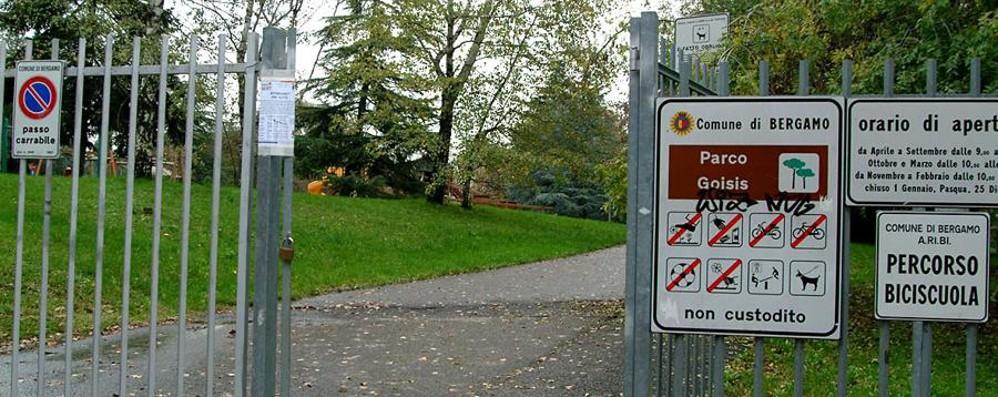 Santa Caterina, i gestori dei locali:  «Estate al parco Goisis? No, grazie»