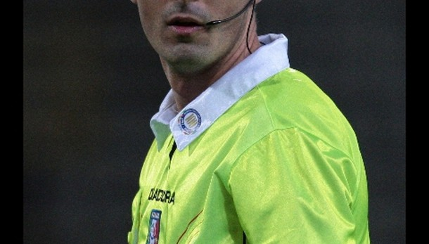 Serie A: Di Bello arbitra Juventus-Genoa