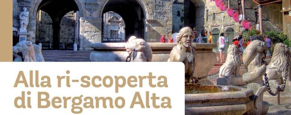 Alla ri-scoperta di Bergamo Alta con la Bcc della Bergamasca