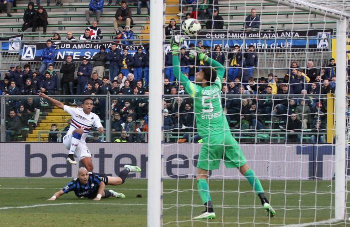 Lo splendido gol di Muriel per il momentaneo 1-1