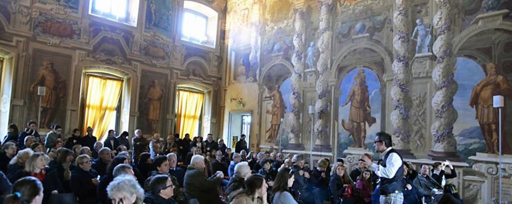 Castelli  aperti nella Bassa: boom Un successo con 3.500 visitatori