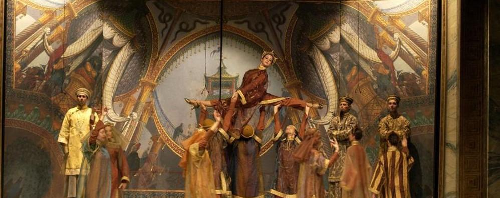 Donizetti, ultima operetta Domenica «Il paese del sorriso»