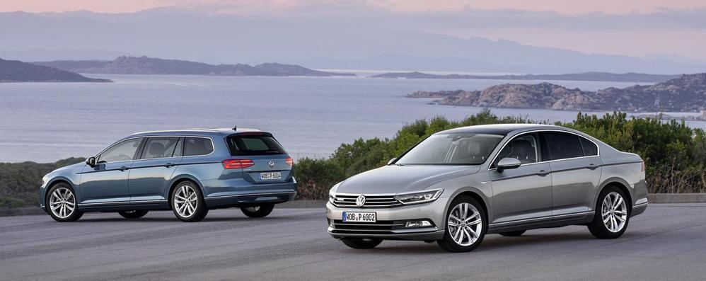 Eletta l'auto dell'anno 2015 È la Volkswagen Passat