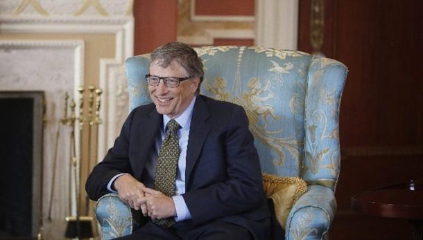 Gates paperone mondo,Lady Ferrero Italia