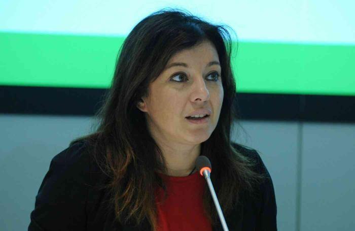 L'assessore regionale alla Sicurezza Simona Bordonali