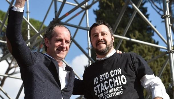 Unanimità Lega su Zaia candidato Veneto