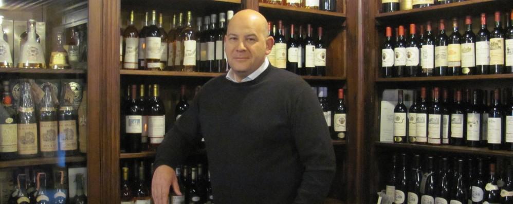 Luca Castelletti si dimette dall'Associazione Sommelier