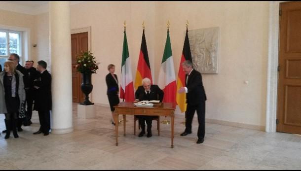 Mattarella, Berlino apprezza riforme