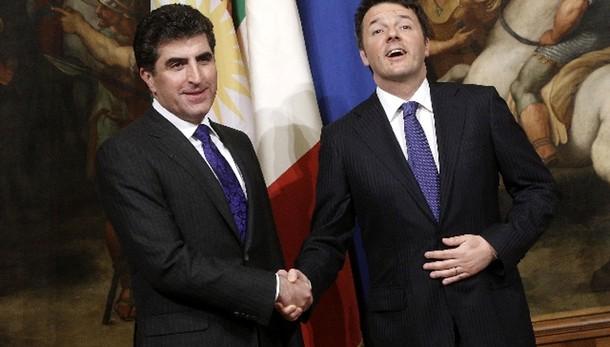Renzi, consolato a Erbil contro terrore