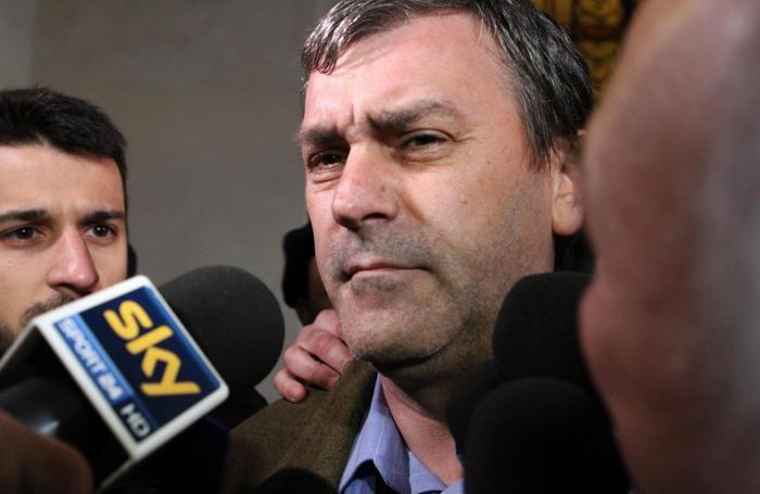 Giampiero Manenti, presidente del Parma, sempre più nella bufera