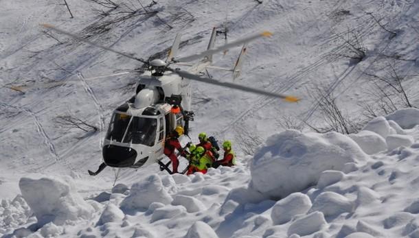 Valanga, morto secondo scialpinista