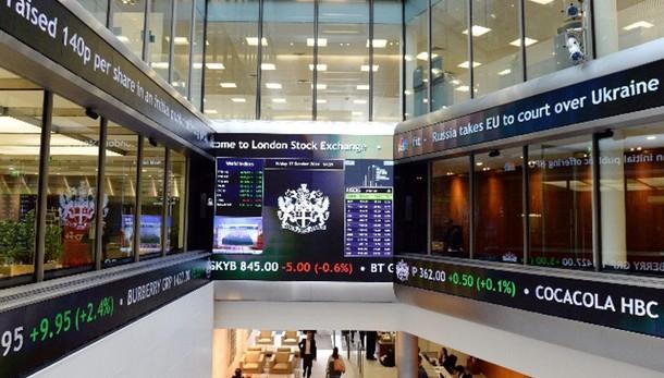 Borsa: Londra segna nuovo record storico
