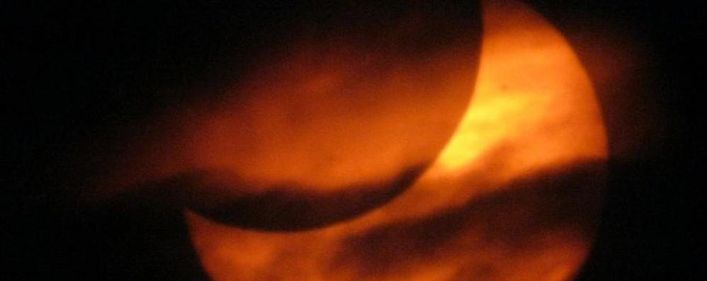 Il 20 marzo l'eclissi totale di sole Buona copertura in Italia: 62%