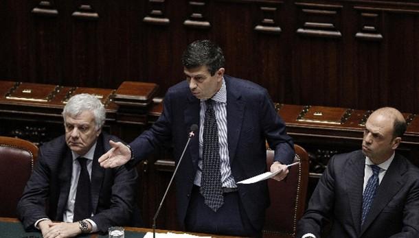 Lupi,grazie Renzi, dimissioni mia scelta