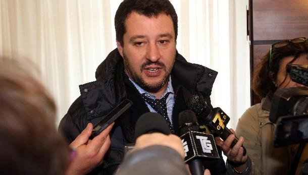 Salvini, Ncd in uscita guardano a Lega