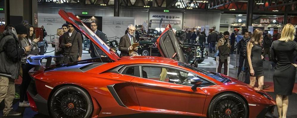 Lamborghini Bergamo stella assoluta Aventador Superveloce ad    Autoclassica