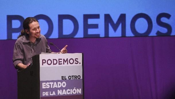 Andalusia, vince Psoe ma irrompe Podemos
