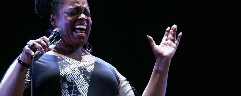 Bergamo jazz, festival da record La regina è Dianne Reeves