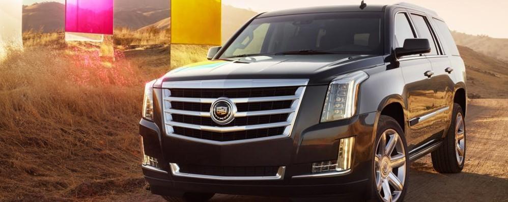 Cadillac Escalade Un suv esclusivo