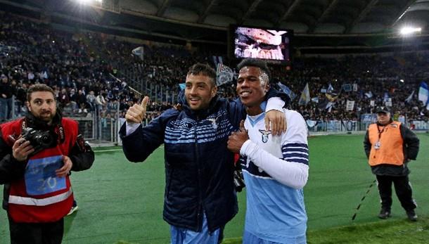 Classifica A:Roma+1 su Lazio,-14 da Juve