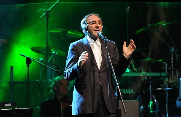 Il cantautore siciliano