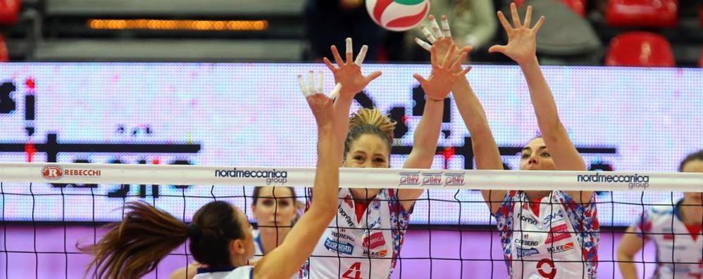 La Foppa vince in tre set a Forlì E sabato c'è Montichiari in casa