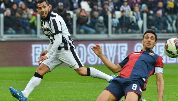 Serie A: Juventus-Genoa 1-0