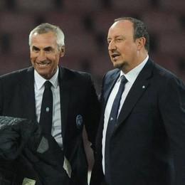 Napoli, Benitez  fa il sarcastico: «Sei arbitri non sono sufficienti...