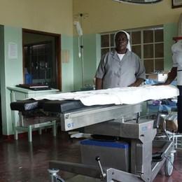 Sale operatorie pronte in Malawi Tornano a vivere le strutture dei Riuniti