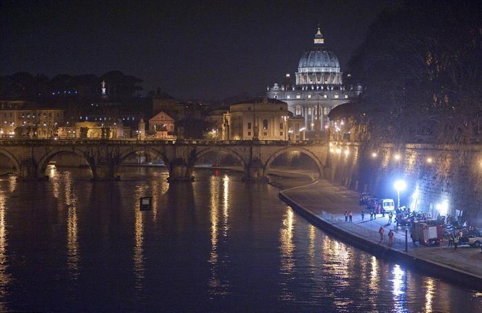 Le riprese dell'ultimo film di 007 a Roma