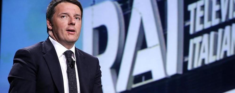 Approvata la riforma della Rai Renzi: «Vorrei abolire il canone»