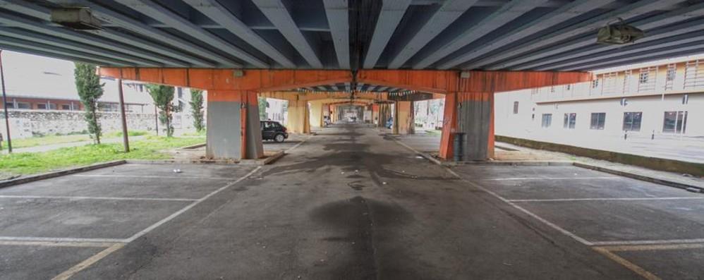 Boccaleone: nuovo sgombero Stavolta in 59 sotto il viadotto