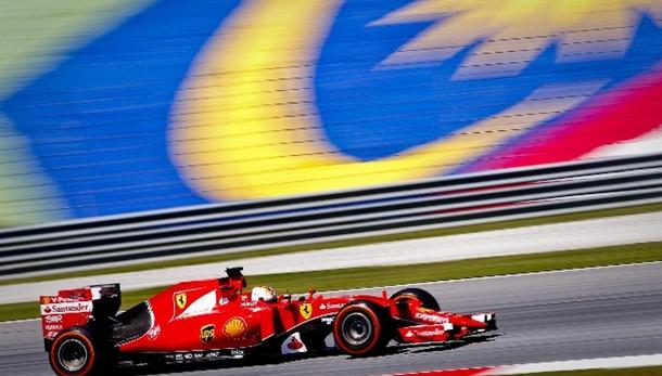 F1: Malesia, Hamilton comanda 2/e libere