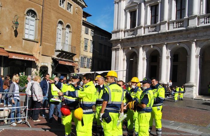 Protezione civile di Bergamo