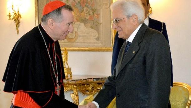 Mattarella dal Papa il 18 Aprile