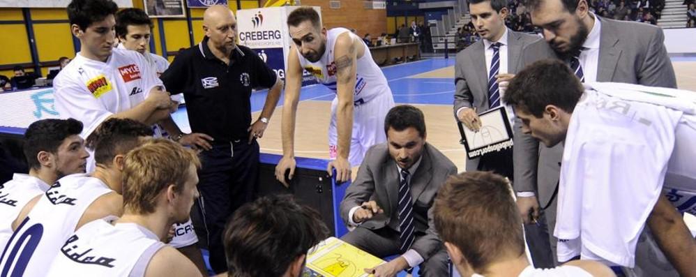 Remer, contro Scafati tappa playoff Comark favorita nel derby con la Vivigas