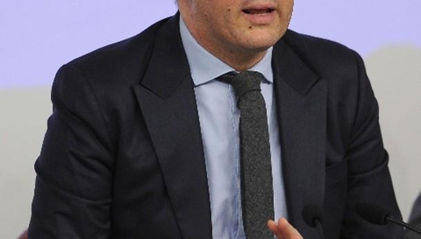 Renzi, no news manifestazione Fiom