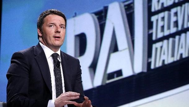 Rai: Renzi, Cda di sette componenti