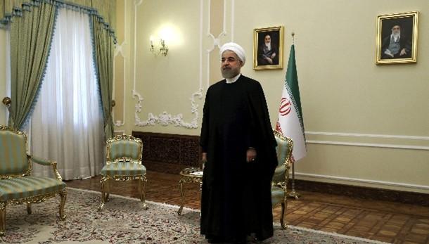 Rohani scrive a Obama e altri leader 5+1