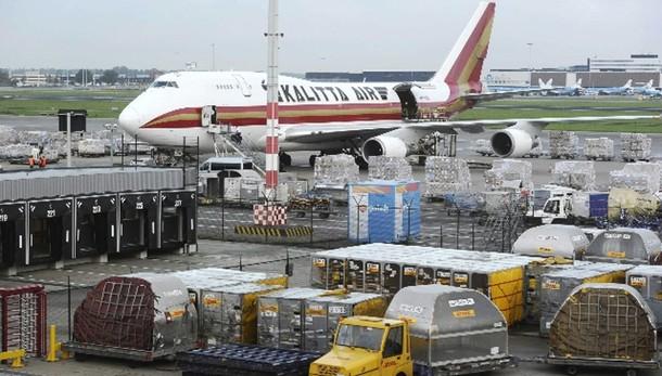 Torna corrente aeroporto di Amsterdam